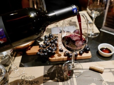 Rusden Wines at Vineria IT with The Strine Wine Co